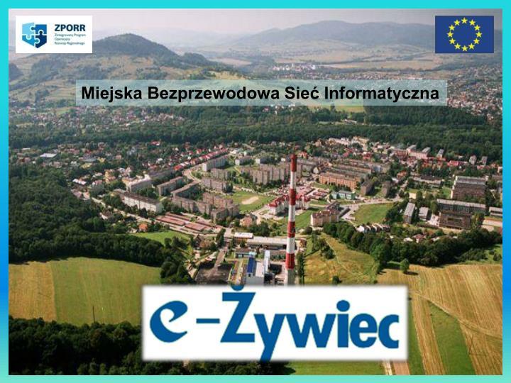 Miejska Bezprzewodowa Sieć Informatyczna
