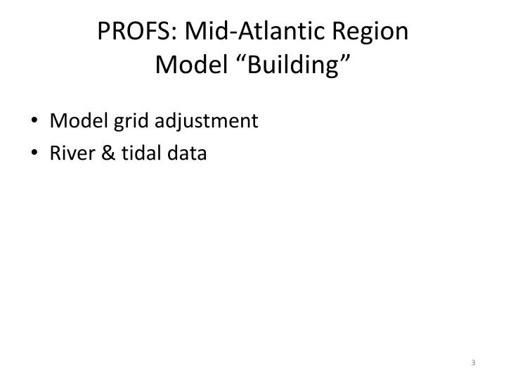 PROFS: Mid-Atlantic Region