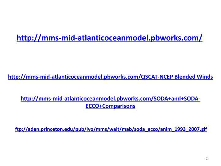 http://mms-mid-atlanticoceanmodel.pbworks.com/