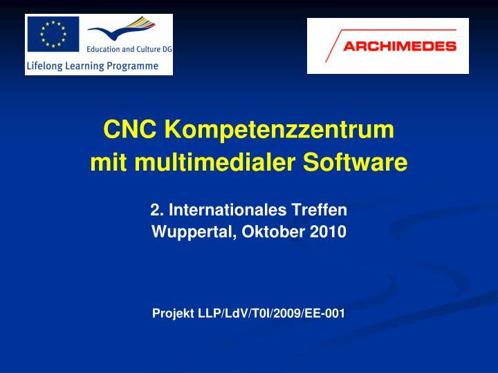 CNC Kompetenzzentrum