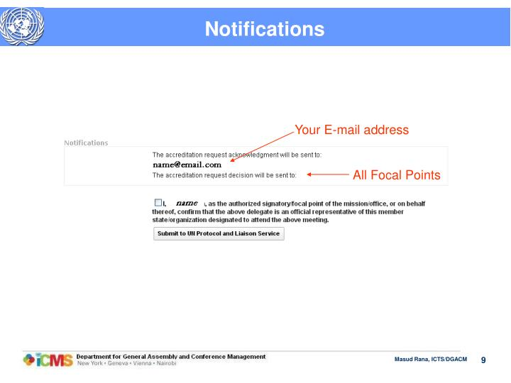 Your E-mail address
