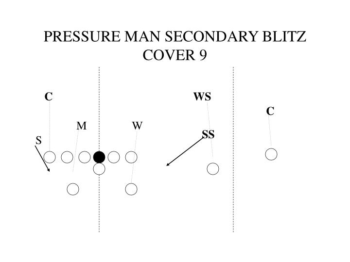 PRESSURE MAN SECONDARY BLITZ COVER 9