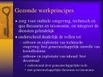 gezonde werkprincipes1