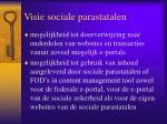 visie sociale parastatalen1