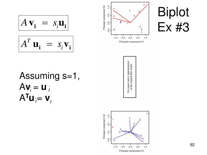 Biplot Ex #3