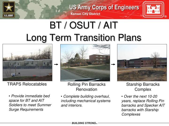BT / OSUT / AIT