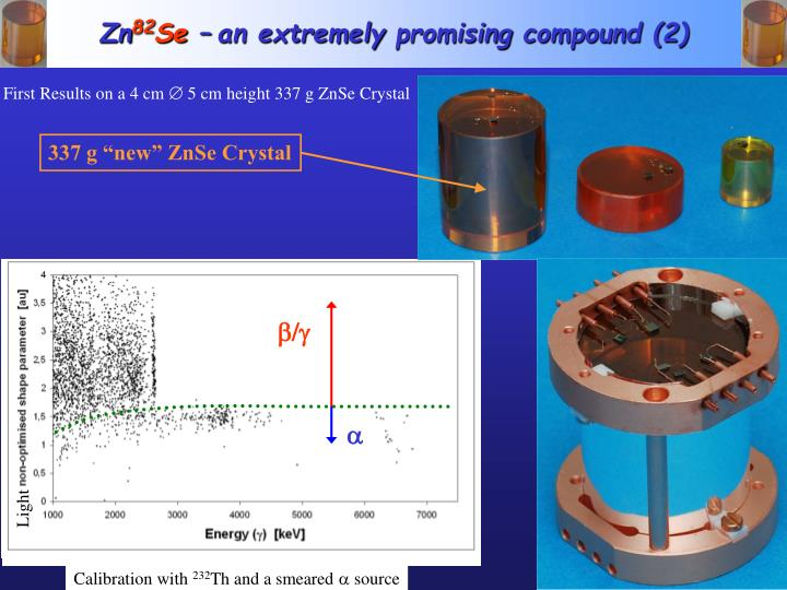 "337 g ""new"" ZnSe Crystal"