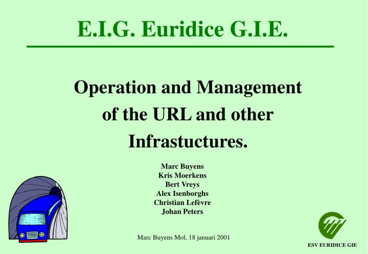 E.I.G. Euridice G.I.E.