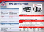 maz 203085 t325r