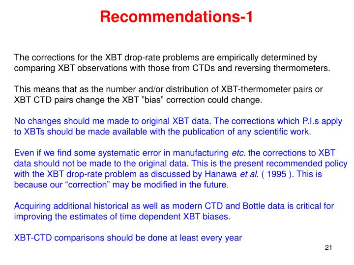Recommendations-1