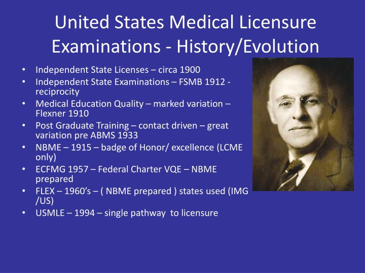 United States Medical Licensure