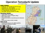 operation tomodachi update as of 2200z 22 mar