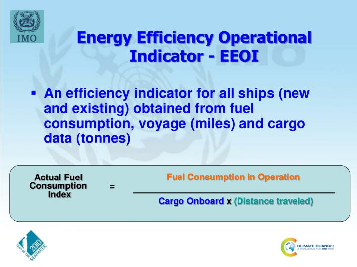 Fuel Consumption in Operation