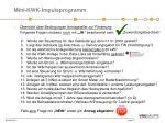 mini kwk impulsprogramm1