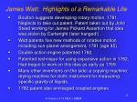 james watt highlights of a remarkable life6