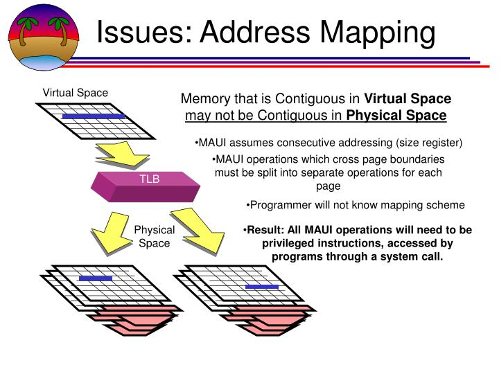 Issues: Address Mapping