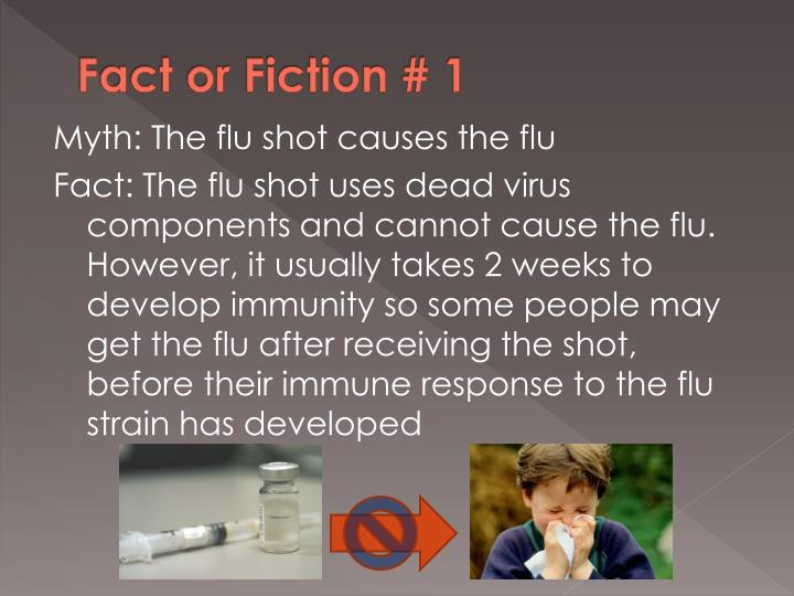 Fact or Fiction # 1