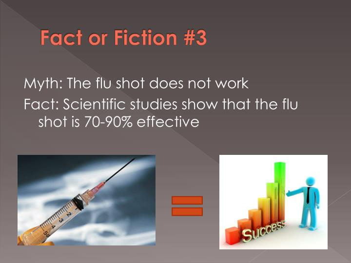 Fact or Fiction #3
