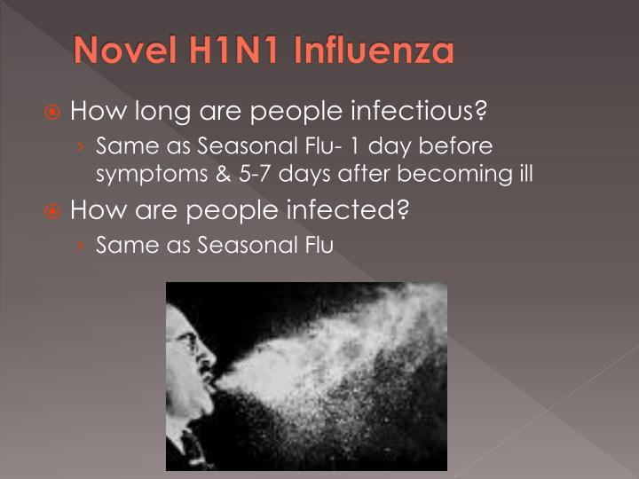 Novel H1N1 Influenza