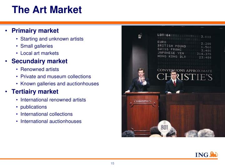 The Art Market
