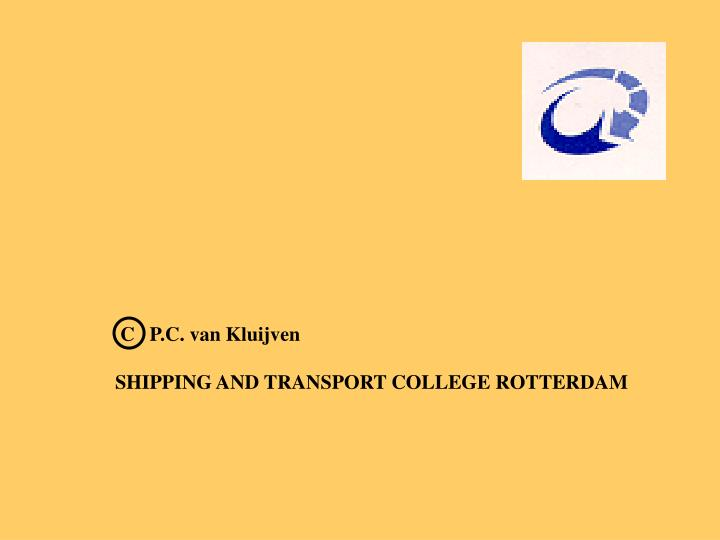C   P.C. van Kluijven