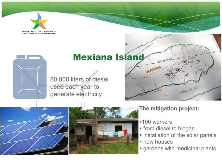 Mexiana Island