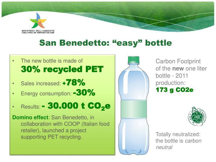 San Benedetto: