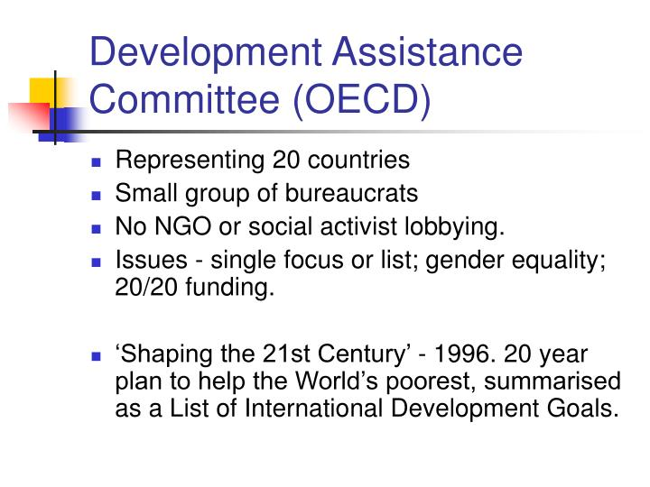 Development Assistance Committee (OECD)