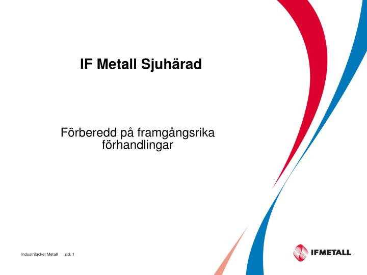 if metall sjuh rad
