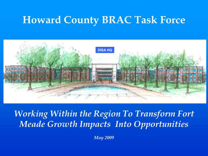 Howard County BRAC Task Force