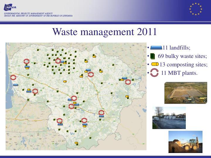 Waste management 201