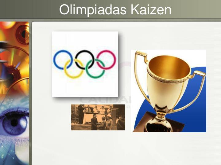 Olimpiadas Kaizen
