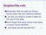 neighbor08a mdb3