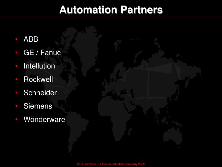 Automation Partners