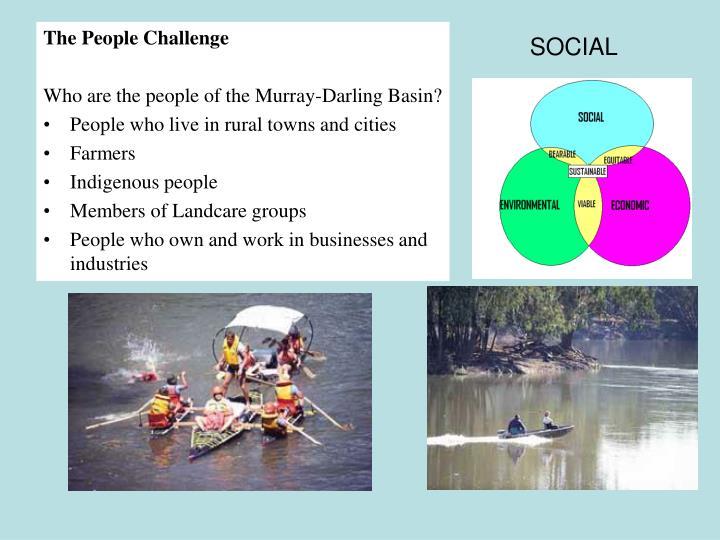 The People Challenge