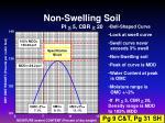 non swelling soil pi 5 cbr 201