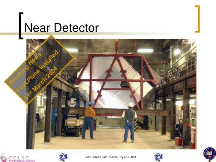Near Detector