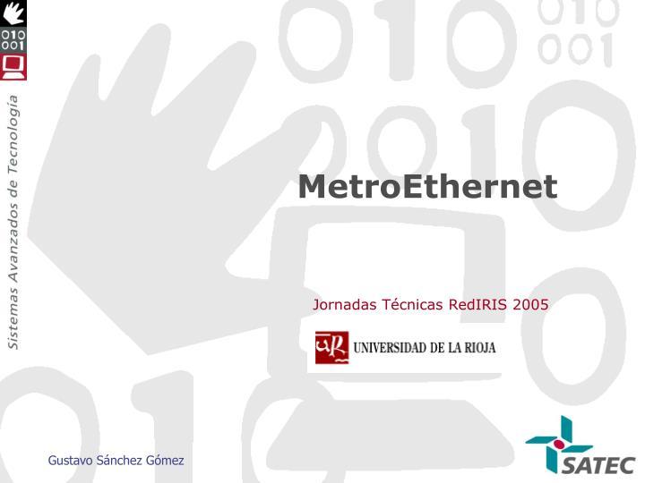 metroethernet