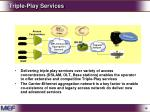 triple play services