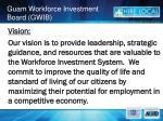 guam workforce investment board gwib2