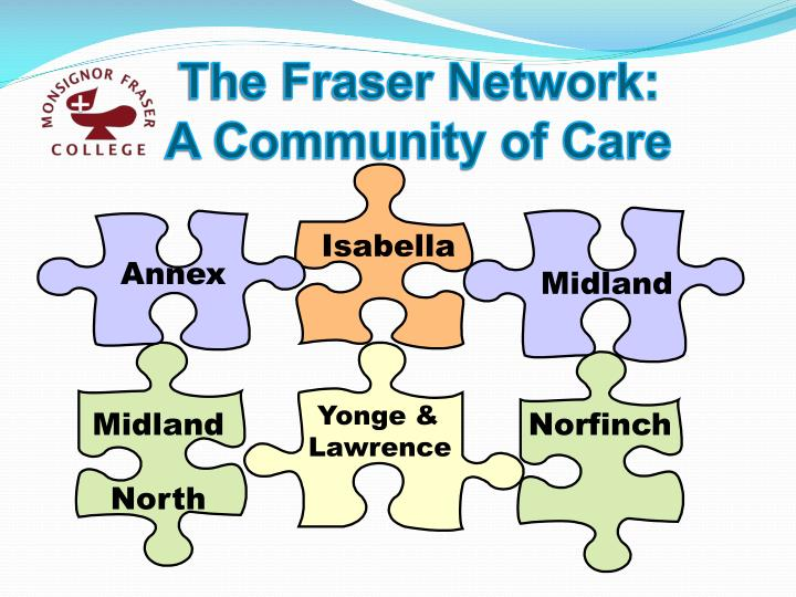 The fraser network a community of care