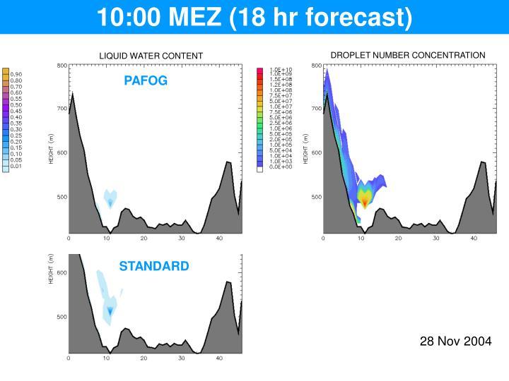 10:00 MEZ (18 hr forecast)