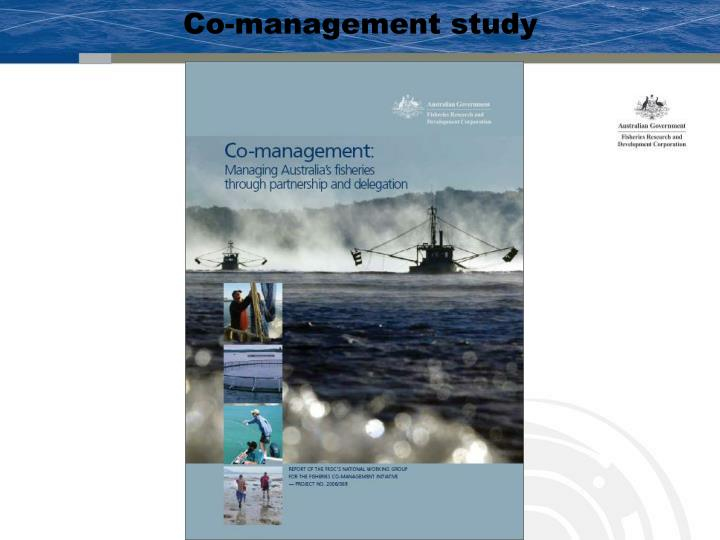 Co-management study
