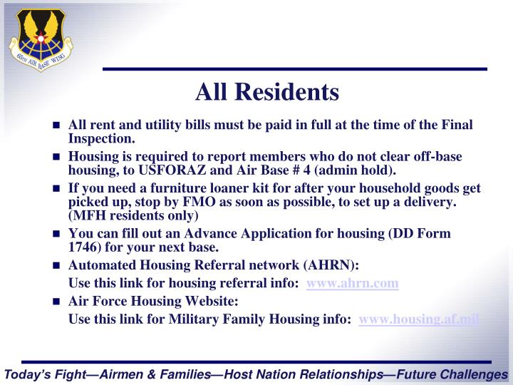 All Residents