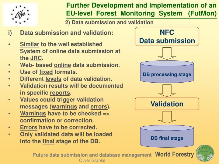DB processing
