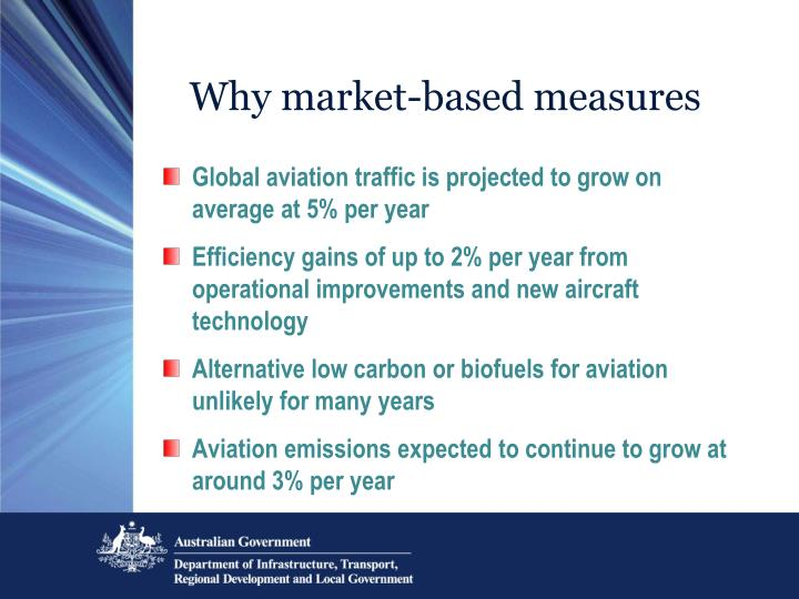 Why market-based measures