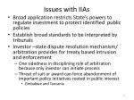 issues with iias