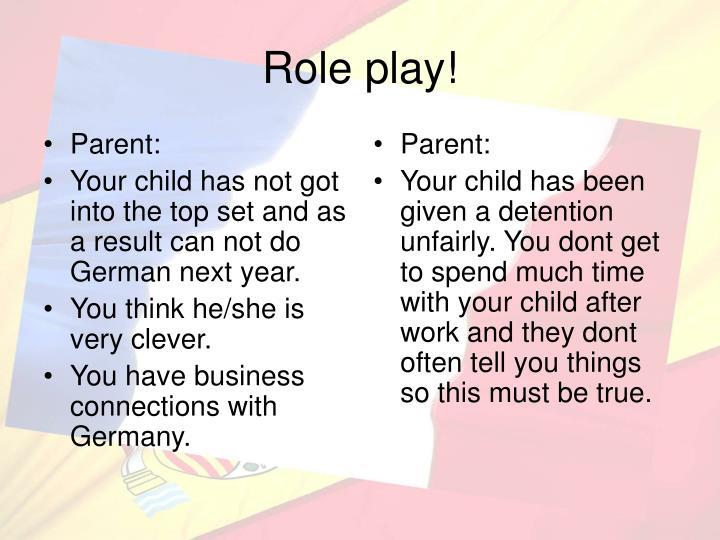 Parent: