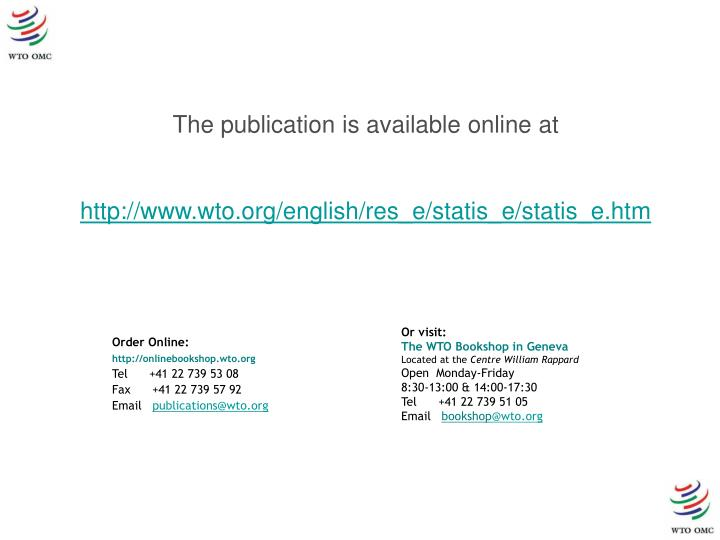 The publication is available online at