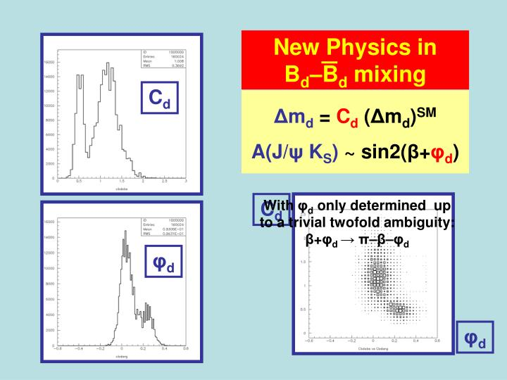 New Physics in